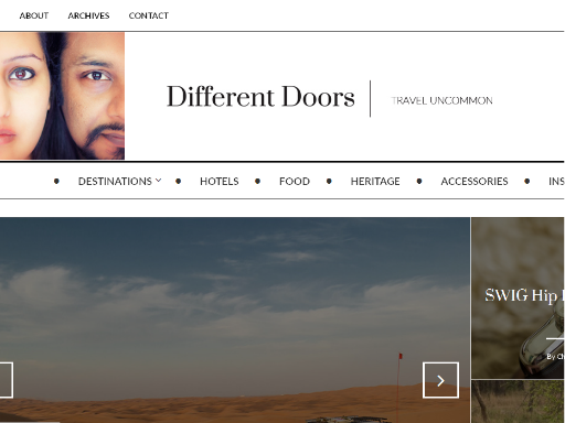 different-doors.com